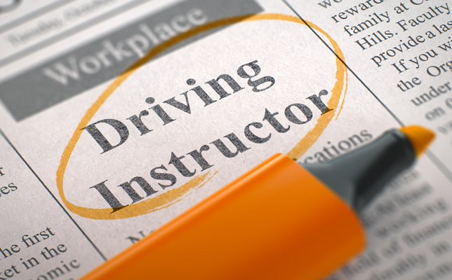 Is this a good time to start a new career as a driving instructor?